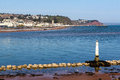 Shaldon Devon England Royalty Free Stock Photography