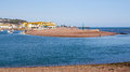 Shaldon Devon England Royalty Free Stock Images