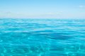 Shallow ocean water of the atlantic Stock Photos