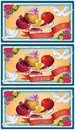 Shana Tova Happy New Year Card Stock Photos