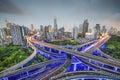 Shanghai, China Highways And C...