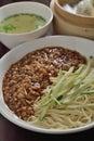 Shanghai Minced Noodle