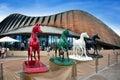 Shanghai World Expo united Arab Emirates  Pavilion Royalty Free Stock Photo