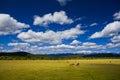 Shangri-La Ranch scenery Royalty Free Stock Photo