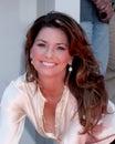 Shania Twain Royalty Free Stock Photo
