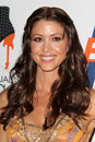 Shannon Elizabeth arrives at the 19th Annual Race to Erase MS gala Royalty Free Stock Photo