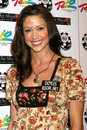 Shannon elizabeth arriving at the ante up for africa poker tournament at the world series of poker at the rio all suite hotel Stock Images