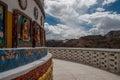 Shanti Stupa Closeup