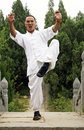 Shaolin Boxing.China Stock Photos