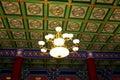 The Shaolin Temple Buddha-hall