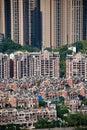 Shapingba bezirk chongqing group f Stockfotografie