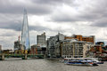 The Shard of Glass, London, England Stock Photography