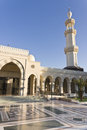 Sharif hussein bin ali mosque in aqaba jordan Stock Images