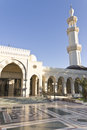 Sharif hussein bin ali mosque in aqaba jordan Royalty Free Stock Photo