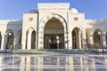 Sharif hussein bin ali mosque in aqaba jordan Royalty Free Stock Images