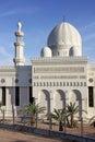 Sharif hussein bin ali mosque in aqaba jordan Royalty Free Stock Images