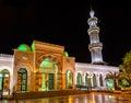 Sharif hussein bin ali mosque in aqaba jordan Stock Images