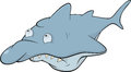 Shark. Cartoon Stock Photography