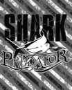 Shark illustration Stock Photography