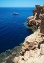 Sharm-el-Sheik landscape Royalty Free Stock Photos