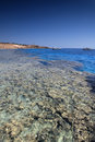 Sharm el Sheikh coast Stock Images
