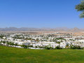 Sharm el sheikh egypt november view of the city landscape in Stock Photography