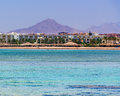 Sharm el sheikh egypt red sea coastline at Stock Images