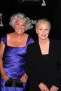 Sharon Gless,Tyne Daly Royalty Free Stock Photo