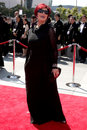 Sharon osbourne arriving at the primetime creative emmy awards at nokia center in los angeles ca on september Stock Photo