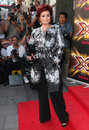 Sharon osbourne arriving for the x factor launch london picture by alexandra glen featureflash Stock Photography