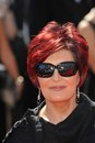 Sharon osbourne creative arts emmy awards nokia theatre l live downtown los angeles september los angeles ca picture paul smith Stock Image