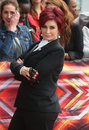 Sharon osbourne at the x factor auditions held at london excel london picture by henry harris featureflash Stock Image