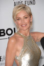 Sharon Stone Royalty Free Stock Photo