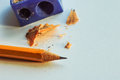Sharpened Pencil Royalty Free Stock Photo