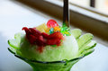 Shaved ice Royalty Free Stock Photo
