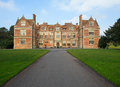 Shaw House Newbury - South View Royalty Free Stock Photo