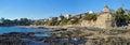 Shaws Cove, Laguna Beach, California. Stock Image
