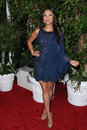 Shay mitchel mitchell at the qvc red carpet style party four seasons hotel los angeles ca Stock Photo