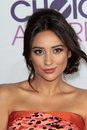Shay mitchell at the people s choice awards arrivals nokia theater los angeles ca Royalty Free Stock Photography