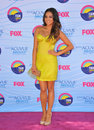 Shay mitchell at the teen choice awards at the gibson amphitheatre universal city july los angeles ca picture paul smith Stock Photography