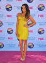 Shay mitchell at the teen choice awards at the gibson amphitheatre universal city july los angeles ca picture paul smith Royalty Free Stock Image