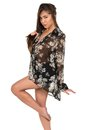 Sheer blouse Royalty Free Stock Photos