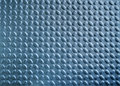 A sheet of steel diamond plate Stock Image