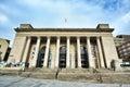 Sheffield city hall Royalty-vrije Stock Fotografie