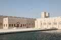 Sheikh faisal museum in qatar middle east Royalty Free Stock Photography