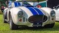 1966 Shelby Cobra Royalty Free Stock Photo