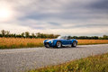 Shelby cobra csx a on a road Royalty Free Stock Image