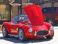 Shelby Cobra Royalty Free Stock Photo