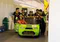 Shell Eco-marathon Asia 2014 Stock Images