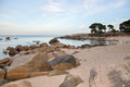 Shelley Cove in Bunker Bay, Western Australia Royalty Free Stock Photo